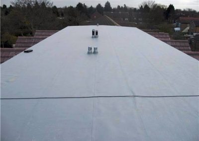 Flat Roofing Work