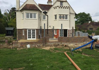 Extension During Build