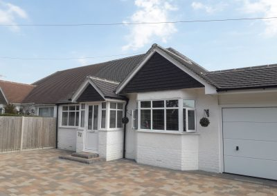 Roofing Lancing Front